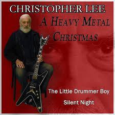 A <b>Heavy Metal Christmas</b> - Single by Christopher Lee | Spotify