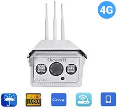 <b>3g</b>/ <b>4g Wifi Wireless</b> Live <b>Ip</b> Camera Plug & Play Gsm Sim Supported ...