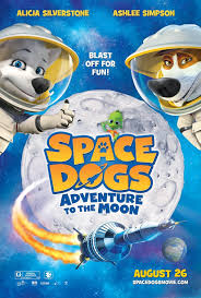Space Dogs - A Aventura na Lua