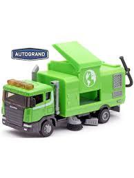 "Грузовик <b>Autogrand</b> Scania ""Уборочная <b>машина</b>"" <b>AUTOGRAND</b> ..."