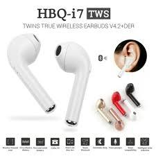 <b>HBQ</b>-<b>i7</b> TWS Twins True Wireless Stereo Airpods / Earbuds V4.2 ...
