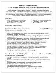 sample resume for medical  tomorrowworld coresume for certified medical assistant medical assistant resume skills medical assistant resume samples