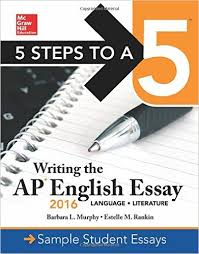 amazoncomsteps to a  writing the ap english essay  amazoncomsteps to a  writing the ap english essay steps to aon the advanced placement examinations series  barbara l