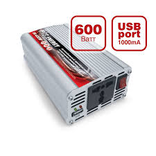 Автомобильный <b>инвертор</b> 24/220V <b>AVS IN-600W</b>-<b>24</b>: продажа ...