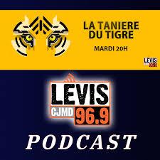 La tanière du tigre   CJMD 96,9 FM LÉVIS   L'ALTERNATIVE RADIOPHONIQUE