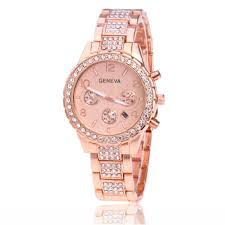 <b>GYKZ</b> 2018 <b>Fashion Women</b> Watch Alloy Encrusted Diamond ...