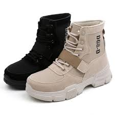 2018 <b>Autumn</b> And Winter <b>New Martin</b> Boots Female Students Wild ...