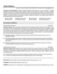 resume templates project manager  seangarrette cojk construction construction manager resume examples   resume templates project