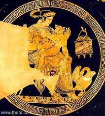 essays matisse picasso and greek mythology fig 2 pasiphaeuml the minotaur apulian red figure kylix c4th b c bibliothegraveque nationale paris