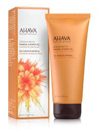 AHAVA <b>Гель минеральный</b> для <b>душа</b>, мандарин и кедр / Deadsea ...