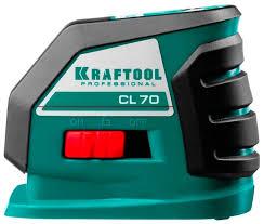 Лазерный уровень самовыравнивающийся <b>Kraftool CL70</b> (<b>34660</b> ...
