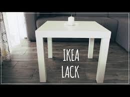 <b>ИКЕА ЛАКК</b> / IKEA LACK - столик (выпуск 15 ) - YouTube