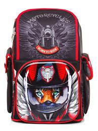 "Рюкзак <b>Comfort school</b> ""Moto-beast"" 35х28х15см полиэстер ..."