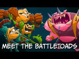 Meet the <b>Battletoads</b>! Creative Team Spill Story Secrets in a ...