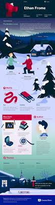 17 best ideas about ethan frome literature book ethan frome infographic course hero