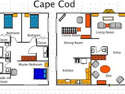 Small Cape Cod House Plans Cape Cod Style Floor Plans  cape cod    Small Cape Cod House Plans Cape Cod Style Floor Plans