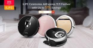 <b>ILIFE's Best</b> Deals Start Now to Celebrate AliExpress 11.11 Global ...