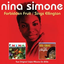 <b>Nina Simone</b> - <b>Forbidden</b> Fruit / Sings Ellington - CDx2 – Rough Trade