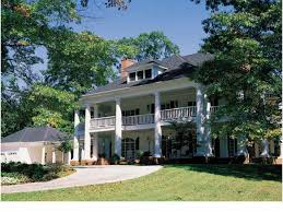Home Plans   Porches at Dream Home Source   Porch Homes and    Four Bedroom Neoclassical House Plan   Porch  Plan DHSW