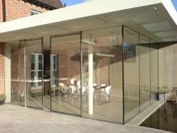 aluminium patio cover surrey: sl classic sliding glazed patio door system gallery