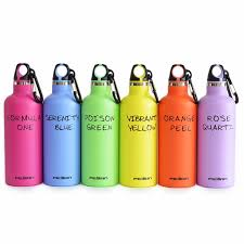 <b>FEIJIAN</b> 17oz <b>500ml</b> Vacuum Insulated Stainless Steel Sports <b>Bottle</b> ...