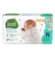 <b>Free</b> and <b>Clear</b> Baby <b>Diapers</b> | Seventh Generation