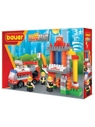 "<b>Конструктор</b> ""<b>Fireman</b>"" набор <b>Пожарная</b> вышка <b>Bauer</b>. 9224391 в ..."