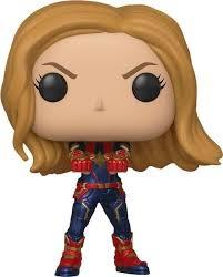 <b>Фигурка</b> Funko POP! Bobble: <b>Marvel</b>: <b>Avengers</b> Endgame: Captain ...