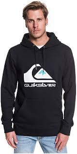Толстовка для активного отдыха <b>Quiksilver</b> 2020 <b>Omni</b> Logo Black ...