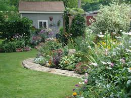 Small Picture perennial flower garden full sun Landscaping Gardening Ideas