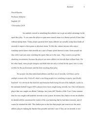 examples of high school essays  socialsci cosample high school essay topics list