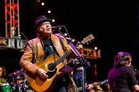 The power of protest on <b>Neil Young's</b> '<b>Peace</b> Trail' - The Boston Globe