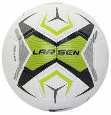Купить футбольный <b>мяч Larsen Draft</b> №5 white, цены в Москве на ...