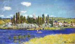 art artists claude monet part  claude monet 1880 veacutetheuil oil on canvas staatliche museen zu berlin