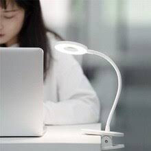 <b>Yeelight</b> 5W <b>LED</b> USB Rechargeable Clip <b>Desk Table Lamp</b> Eye ...