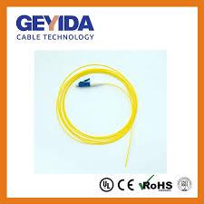 China <b>LC</b> Sm <b>Pigtail</b> Patch Cord /UL - China Fiber Optic <b>Pigtail</b> ...