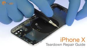 iPhone X Teardown <b>Repair</b> Guide - Fixez.com - YouTube