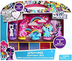 My Little Pony - Printing & Stamping / Arts & Crafts: Toys ... - Amazon.in