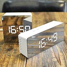 Creative LED Digital Alarm Clock Night Light ... - Amazon.com