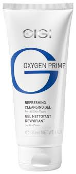 <b>Gigi гель</b> Oxygen Prime <b>очищающий</b> освежающий купить по цене ...