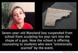 Poptart Gun | WeKnowMemes via Relatably.com