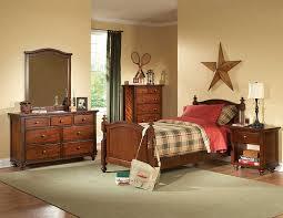 brown cherry kids bedroom set he422 bed room sets kids