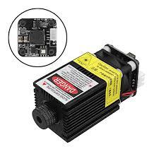 EleksMaker® FB03-500 <b>500mW 405nm Blue Violet</b> Laser Module ...