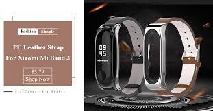 <b>Mijobs Mi Band 4</b> Bracelets Watch Silicone Smart Correa for Xiaomi ...