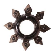Чёрное <b>эрекционное кольцо Rings</b> Gear — купить за 84 рублей в ...