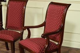 Fabrics For Dining Room Chairs Diy Reupholstering A Dining Awesome Reupholstered Dining Room
