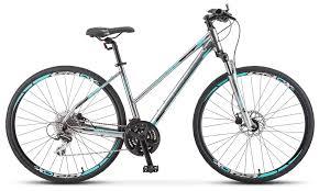 Купить Городской <b>Велосипед Stels Cross 150</b> D Lady 28 V010 ...