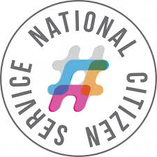 Image result for national citizen service logo