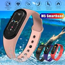 2020 New <b>M5 Sport Smart</b> Watch Men Bluetooth Watch Wristband ...