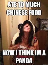 overly excited panda gurl memes | quickmeme via Relatably.com